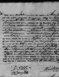 overlijdens-akte Pitlo, Jenneke 5-3-1825